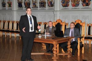 06 Mikko Rajamaki esitteli Adven Oy n toimintaa