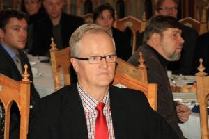 12 Juha Kemppi valittiin jatkamaan vuoden 2013 hallituksen puheenjohtajana